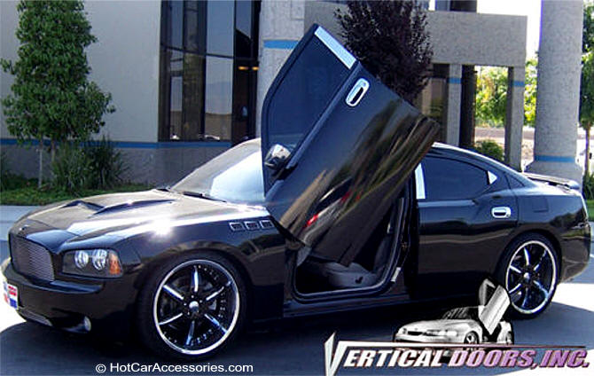 Vertical Doors All Cars No One